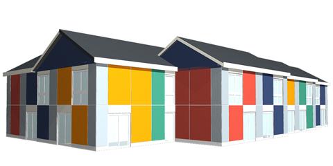 Animation RWE Häuser