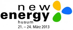 New Energy Husum 2013 Logo